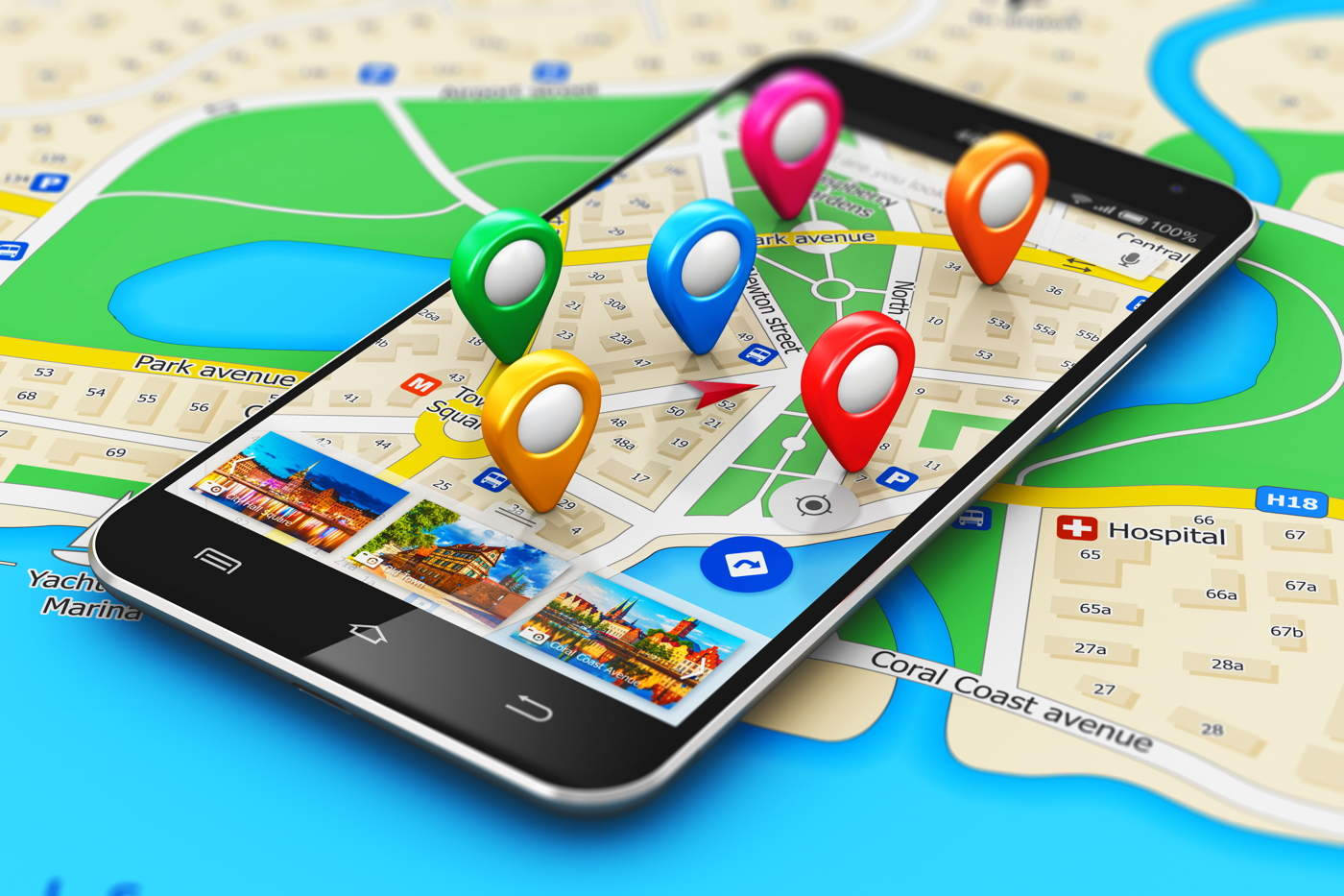Aplikasi Wisata (foto dari e tourismfrontiers.com)